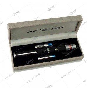 Лазер зеленый без насадок в коробке YYC03-2