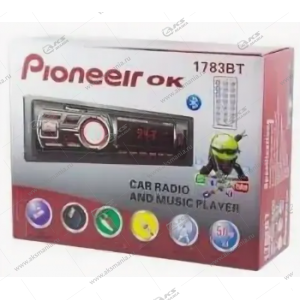 Автомагнитола Pioneeir OK 1783 BT