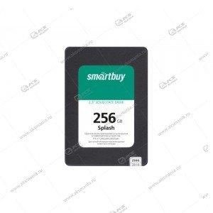 Внутренний накопитель SSD SmartBuy 256GB Splash, SATA-III, R/W - 560/510 MB/s, Maxio MS0902