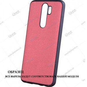 Пластик Samsung S4/i9500 под дерево розовый