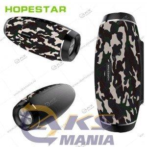 Колонка портативная HOPESTAR H27 камуфляж