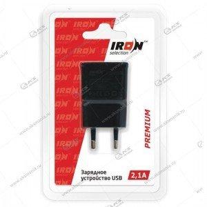 CЗУ iRon Premium в блистере 1.2A