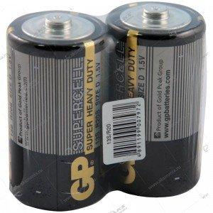 Элемент питания GP LR20/2SH Supercell