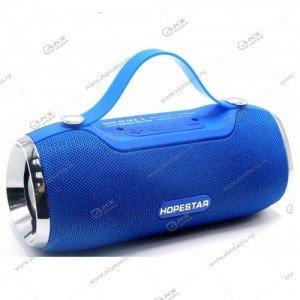 Колонка портативная HOPESTAR H40 синий