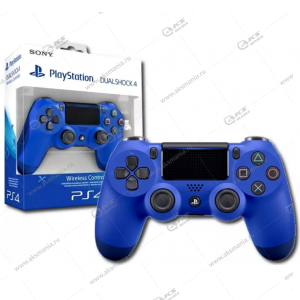 Gamepad PS4 Dualshock 4 wireless синий