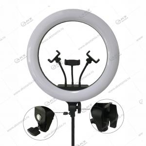 Кольцевая светодиодная Led Лампа 45см. ZB-R18