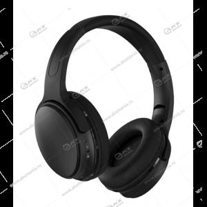 Наушники Bluetooth Perfeo Ellipse полноразмерные с микрофоном, MP3 плеер, FM, AUX чёрные