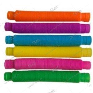 Антистресс Поп Труба 1шт маленькая разноцвет.
