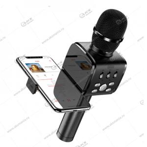 Беспроводной караоке микрофон JR-MC3 черный