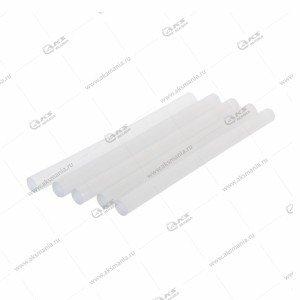 Клеевые стержни Rexant D=11мм x 100мм, прозрачные., 12шт., блистер