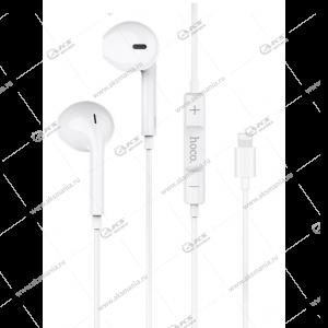 Наушники Hoco L7 Plus lightning Original series wireless earphones белый