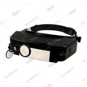 Бинокулярные монтажные очки-лупа MG81007