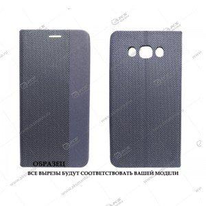 Книга горизонтальная Huawei Honor 10 синий D-Case