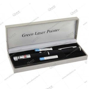 Лазер зеленый + 1 насадка в коробке YYC03-3