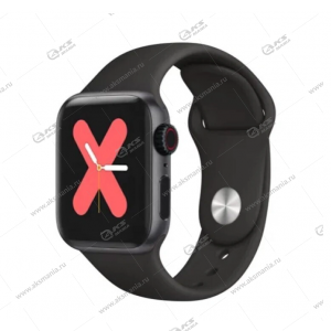 Smart Bracelet Watch T5+ Шагомер Пульсометр черный