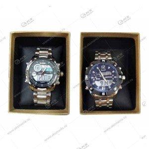 Наручные часы KASIO водонепроницаемые в коробке ассорти