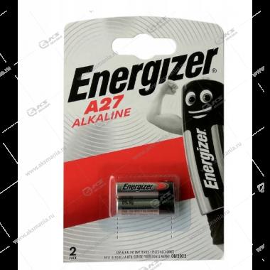 Элемент питания Energizer MN27A/A27/2BL