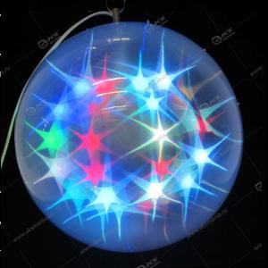 Светодиодный 3D-Шар (большой размер) 1шт.