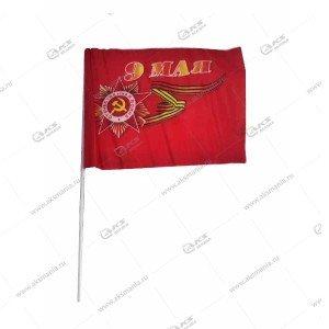 "Флаг ""9 мая"" 150x90см"