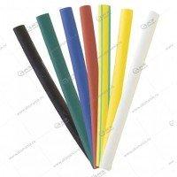 Термоусаживаемая трубка 10/5 набор из 7 цветов по 3 шт. 10см (SBE-HST-10)