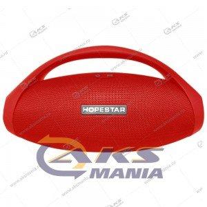 Колонка портативная HOPESTAR H31 красный