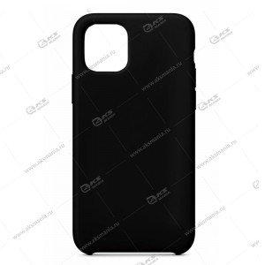 Silicone Case (Soft Touch) для iPhone 7/8 черный