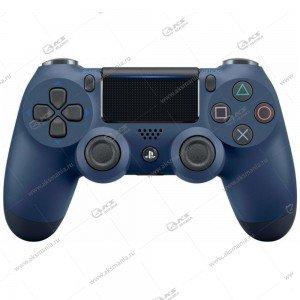 Gamepad PS4 Dualshock 4 wireless темно-синий
