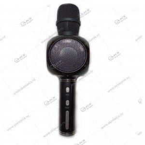 Беспроводной караоке микрофон YS-60 черный