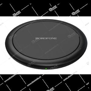 Беспроводное зарядное устройство Borofone BQ6 Preference 5W / 7.5W / 10W / 15W черный