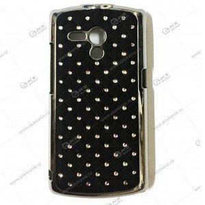 Пластик Sony LT22i Fashion черный