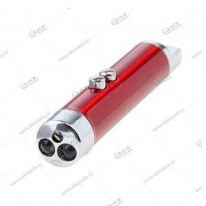 Лазер-фонарь ультрафиолет 3in1 ассорти
