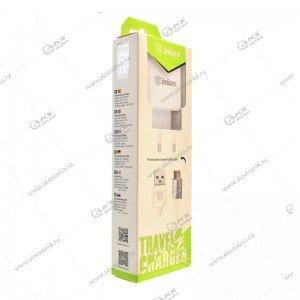 СЗУ inkax CD-11 2.1A Type-C USB
