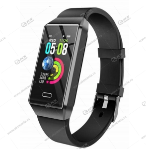 Smart Bracelet X9 Шагомер Пульсометр черный