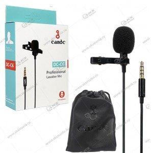 Микрофон Candc DC-C6 1 Mic для камер и телефонов