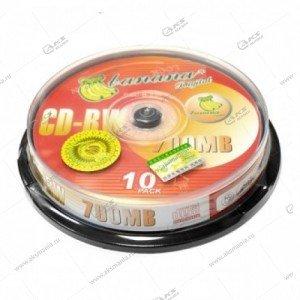Диск CD-RW BANANA