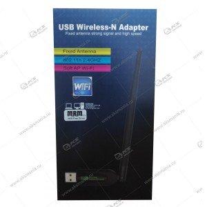 Wi-fi adapter MRM W05 Wireless-N 300Mbps с антенной 5dBi