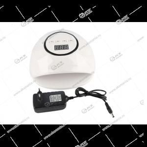 Профессиональная UV-LED F5 лампа для ногтей 72W,24 leds