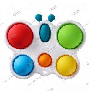 Игрушка Антистресс Поп-ит Симпл-Димпл (Бабочка)