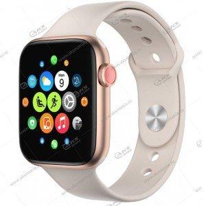 Smart Bracelet Watch T5+ Шагомер Пульсометр розовое золото