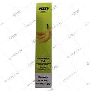 Электронная одноразовая сигарета Fizzy Coronka 2% 800 затяжек Банан с холодком