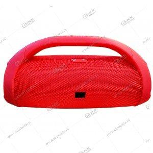 Колонка портативная Booms Box красный