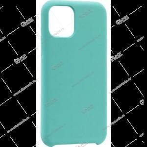 Silicone Case (Soft Touch) для iPhone XR мятный