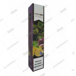Электронная одноразовая сигарета Masiking 2% 1000 затяжек Лимон и маракуйя
