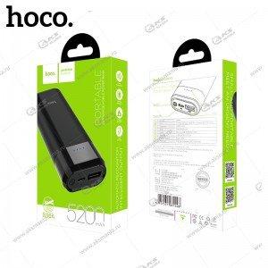 Power Bank HOCO B35A 5200mAh черный