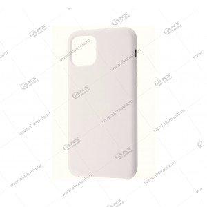 Silicone Case  для iPhone 12 mini белый