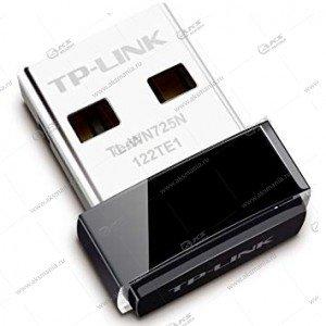 Wi-fi adapter Tp-Link TL-WN725 Wireless-N Nano 150Mbps