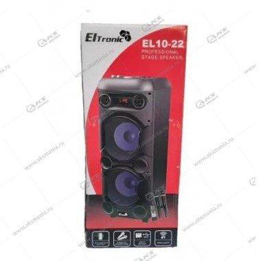 Акустическая система Eltronic EL10-22