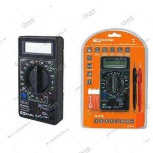 "Мультиметр цифровой ""Мастер Электрик"" M-830B TDM"