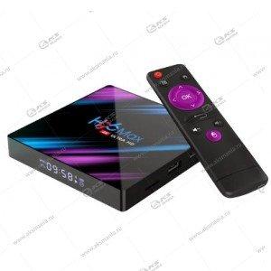 Смарт приставка Android TV Box H96 MAX (RAM:4G ROM:32G)