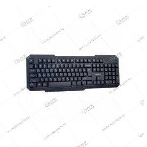 "Клавиатура PF-1010 Perfeo беспровод. ""FREEDOM"", USB, чёрная"